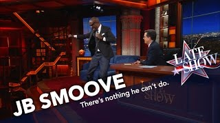 Download Comedian And Actor JB Smoove Is A Jack Of All Trades Video