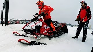 Download GoPro: Snocross Racing as a Family - Leighton Motorsports Video