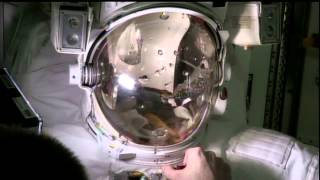 Download Spacesuit Still Leaking: Problem Re-Created On ISS | Video Video