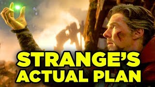 Download Doctor Strange's FULL PLAN Explained! Avengers Infinity War & Avengers 4 Theory! Video