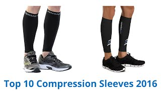 Download 10 Best Compression Sleeves 2016 Video