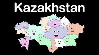 Download Kazakhstan/Kazakhstan Country/Kazakhstan Geography Video