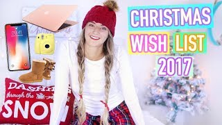 Download Christmas Wish List 2017 / Teen Gift Guide Video