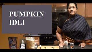 Download pumpkin idli recipe in Tamil Video