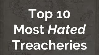 Download LotR LCG - Top 10 Most Hated Treacheries Video