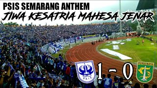 Download Merinding !!! Psis Anthem Jiwa Kesatria Mahesa Jenar || After Match Psis 1 - 0 Persebaya At Magelang Video