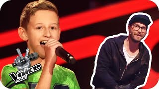 Download The Temptations - My Girl (Ruben) | The Voice Kids 2017 | Blind Auditions | SAT.1 Video