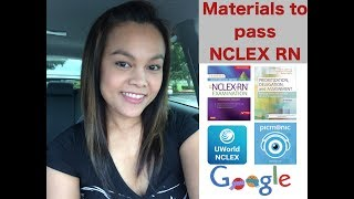 Download How to study for NCLEX RN and all materials to pass for your nursing license Video