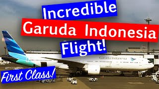 Download FIRST CLASS to BALI with Garuda Indonesia Video