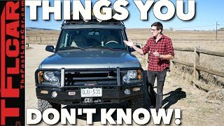 Download Surprising Truth: The Land Rover Discovery 2 Is The Most Unique SUV Ever Made! Video