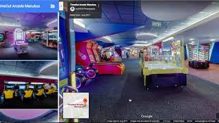 Download TimeOut Arcade Manukau Google Tour Screen Recording Video