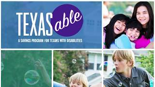 Download Texas ABLE Program Launches Video