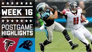 Download Falcons vs. Panthers | NFL Week 16 Game Highlights Video