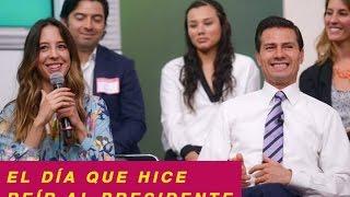 Download EL DÍA QUE HICE REÍR AL PRESIDENTE - SOFÍA NIÑO DE RIVERA Video