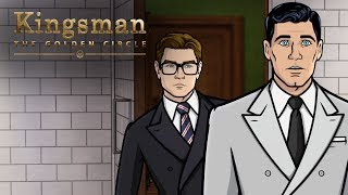 Download #TBT to That Time Archer Met Kingsman Video