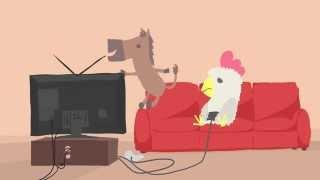 Download Ultimate Chicken Horse Trailer Video