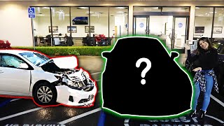 Download She crashed her car, so I BOUGHT HER DREAM CAR! *Surprise* Video