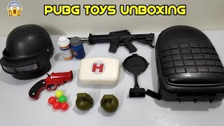 Download Pubg Toy Set Unboxing In HINDI Video