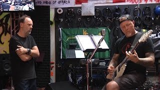 Download Metallica: Riff Charge (The Making of ″Hardwired″) Video