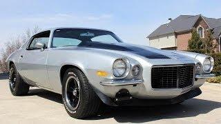 Download 1970 Chevrolet Camaro For Sale Video