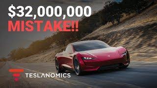 Download Tesla's $32,000,000 Mistake 😣 Video