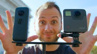 Download INSTA360 ONE X vs. GOPRO FUSION Video