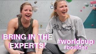 Download TWO GIRLS, THREE BOULDERS | VLOG #72 Video