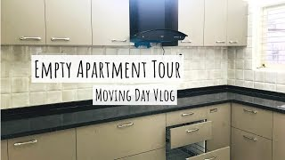 Download Empty New Apartment Tour + Moving Day Vlog | VlogTime Video
