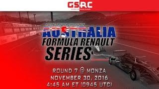 Download IDA Australia Formula Renault Series - 2016 Round 7 - Monza Video