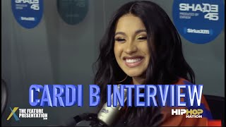 Download Cardi B Discusses Pregnancy + If All Men Cheat Video