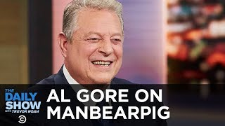 Download Al Gore Weighs In on ManBearPig | The Daily Show Video
