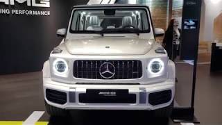 Download Mercedes AMG G63 2019 Video