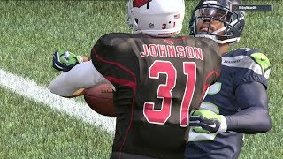 Download BIG EARLY SEASON DIVISION GAME AGAINST UNDEFEATED CARDINALS! Madden 17 Online CFM Gameplay Video