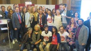 Download Christiane Taubira, remise du Prix du Jury des initiatives contre l'homophobie et la transphobie Video