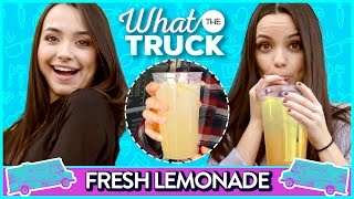 Download LEMONADE CHALLENGE | What The Truck w/ The MerrellTwins Video