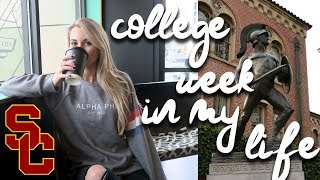 Download COLLEGE WEEK IN MY LIFE | Tasha Farsaci Video