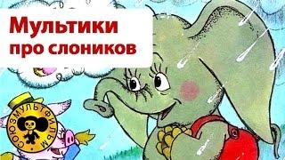 Download Cборник мультиков для малышей про слонов и слоников Video
