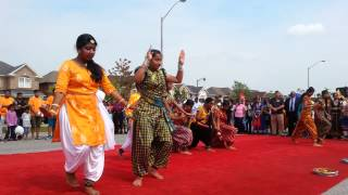 Download CTC Tamil Street Festival 2015 -Final dance, Toronto,Aug 29, 2015. Video