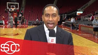 Download Stephen A: Warriors 'should be worried' after losing big to Rockets in Game 2 | SportsCenter | ESPN Video