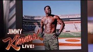 Download Kevin Hart Couldn't Handle Working Out With The UT Football Team Video