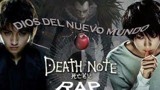 Download DEATH NOTE RAP El Dios del Nuevo Mundo 2 Video