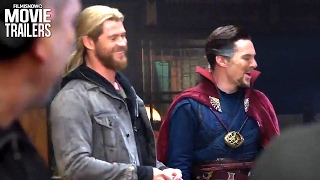 Download Doctor Strange with Thor | Welcome to the Multiverse Video