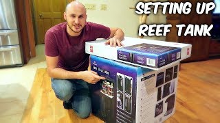 Download Setting Up Reef Tank Video