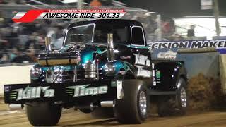 Download May 11, 2019 Buck Motorsports Park MODIFIED 4X4 Trucks Pulling Video