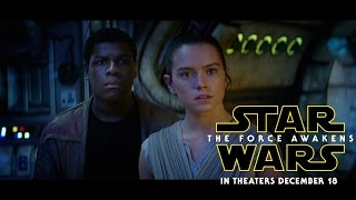 Download Star Wars: The Force Awakens Trailer Video