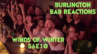 Download GAME OF THRONES Reactions at Burlington Bar S6E10 /// WINDS OF WINTER Pt 1 \\\ Video