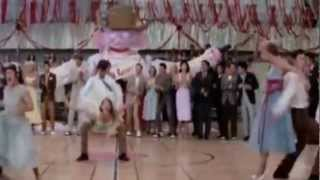 Download FROM GREASE MOVIE GREAT DANCE Video