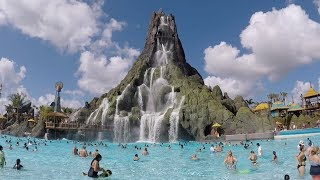 Download Universal Volcano Bay Water Theme Park Tour and Overview | Universal Orlando Resort Florida Video