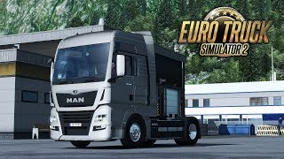 Download ✅ ETS2 - MAN TGX Euro6 and then ProMods in Scania 4 Series Video