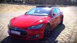 Download Vezettem: Tesla MODEL S Video